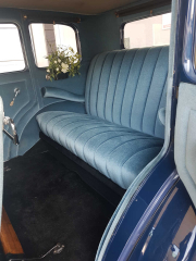 Dodge Brother 1926 interieur