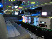 Lincoln Limousine, interieur